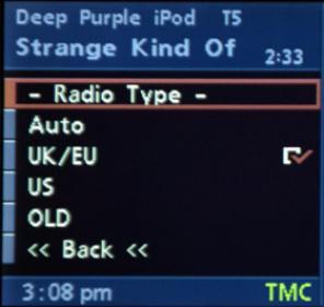 Radio Type