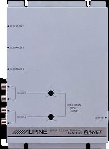 ALPINE KCA-410C - Alpine AiNet Y-Adapter