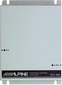 ALPINE KCA-420i - iPod Interface